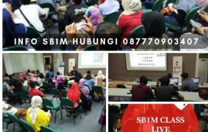 Kursus Bisnis OnlineSepatan Timur Kabupaten Tangerang Bersama Komunitas SB1M Info 087770903407