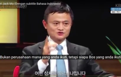 Kisah Sukses Jack Ma Si Pembuat E-Commerce