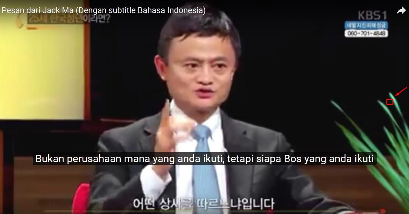 Kisah Sukses Jack Ma Si Pembuat E Commerce