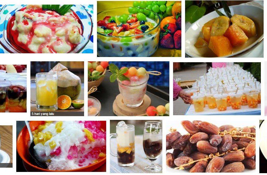 3 Makanan Manis Paling Sehat Untuk Takjil Berbuka Puasa