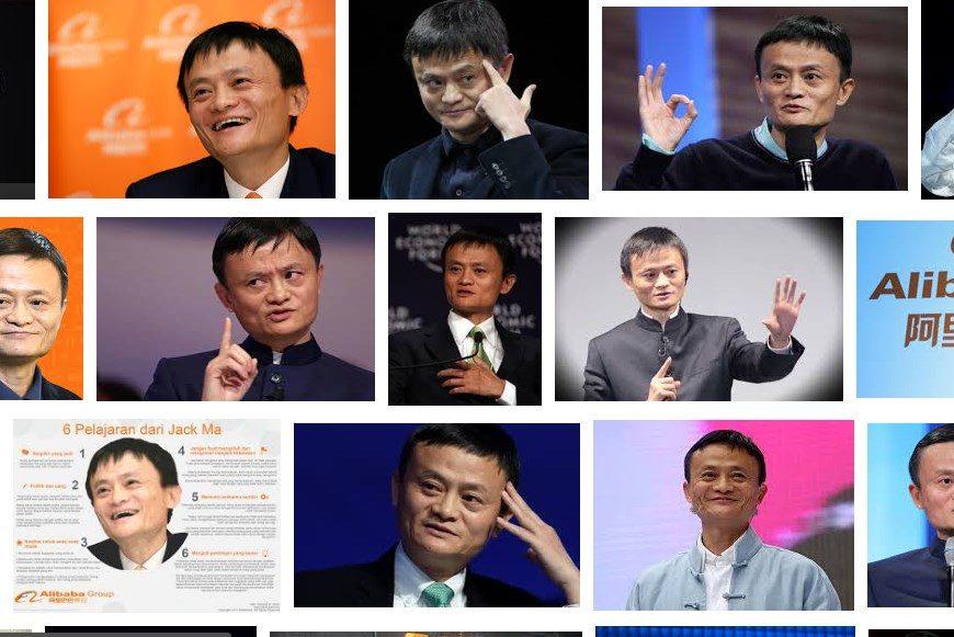 "Kisah Orang Sukses dari Negeri Cina ""Jack Ma"""