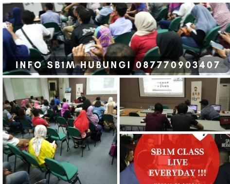 Training Bisnis Onlinedi Tangkil Bogor