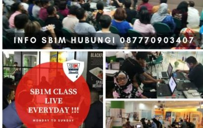 Training Bisnis Onlinedi Gunungbatu Bogor Bersama Komunitas SB1M Info 087770903407