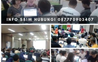 Training Bisnis Onlinedi Jatirahayu Bekasi Oleh Komunitas SB1M Info 087770903407