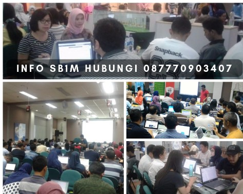 Training Bisnis Online di Teluk Wondama