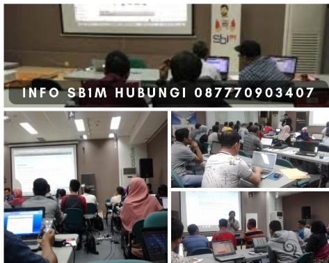 Training Bisnis Onlinedi Bone