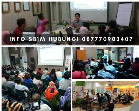 Training Bisnis Onlinedi Ciketing Udik Bekasi
